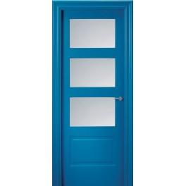 Puerta lacada azul 400 lp carpintero sevilla 665 848 - Carpinteros en sevilla ...